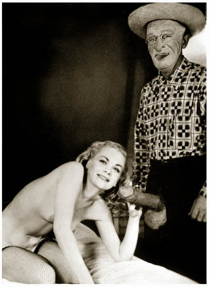 Vintage 1940 s porno